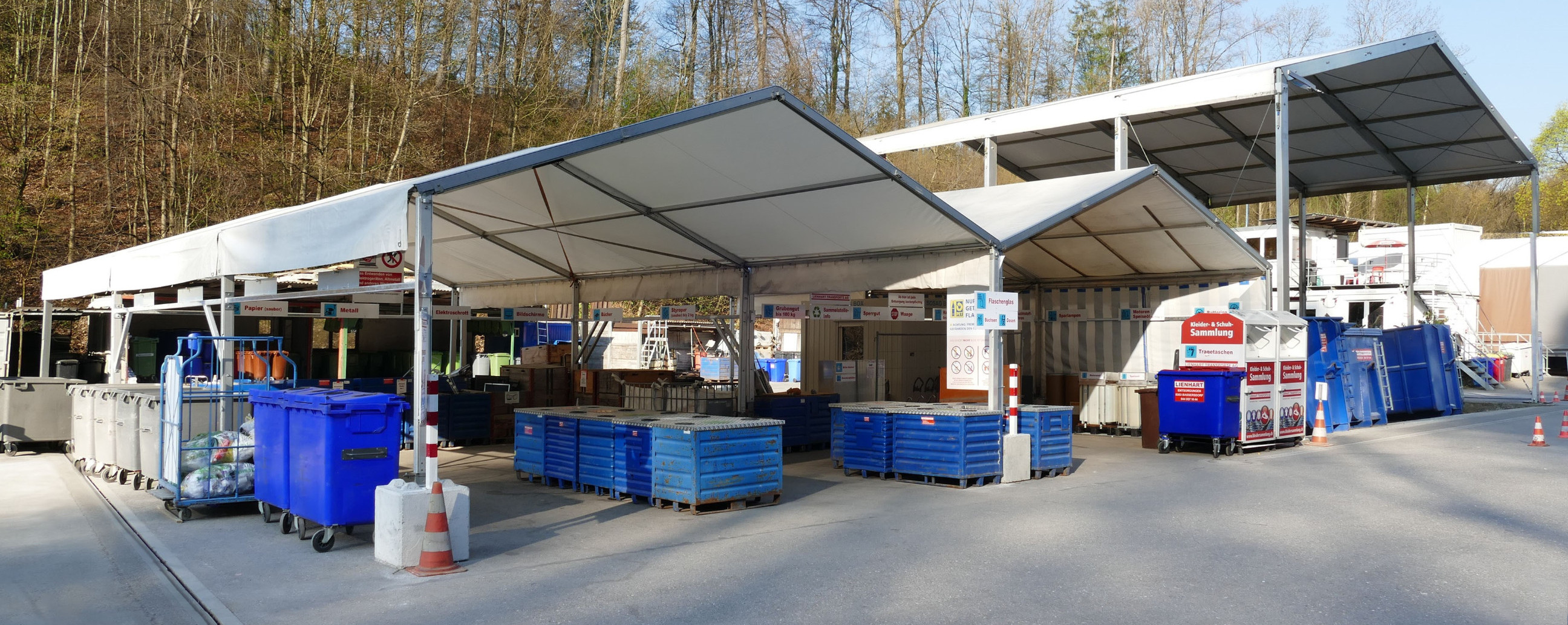Entsorgungspark Bärwis Bassersdorf