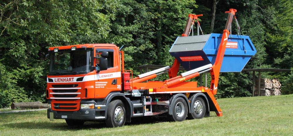 Fz.Nr. 25 Welaki Scania